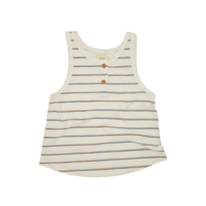 Vintage Stripe Tank Top