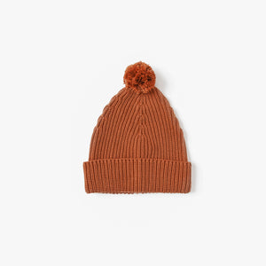 Copper Knit Beanie