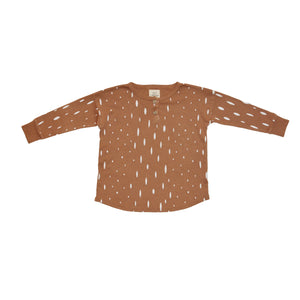 Fawn Long Sleeve Top
