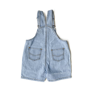 Indigo Wash Shortalls