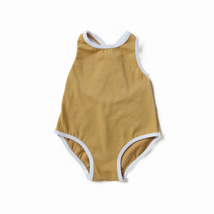 Mango Crossback Swimsuit