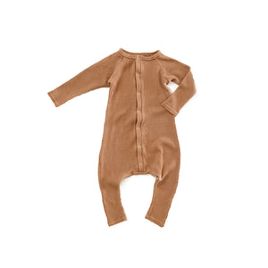 Rose Dust Thermal Romper
