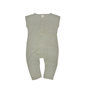 Seafoam Breeze Romper