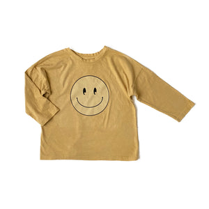 Smiley Long Sleeve Top
