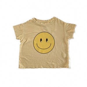 Smiley Boxy Tee