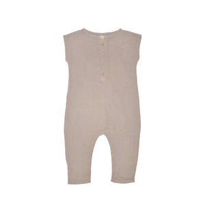 Taupe Breeze Romper