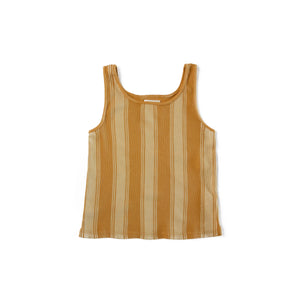 Vertical Stripe Tank Top