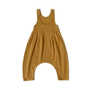 Curry Bubble Romper