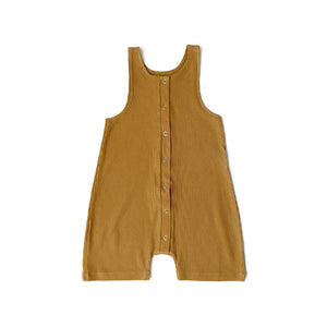 Curry Short Romper