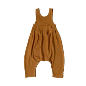 Rust Bubble Romper