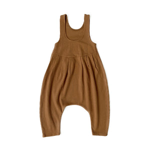 Taupe Bubble Romper