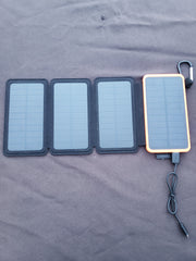 4 Panel Solar Charger
