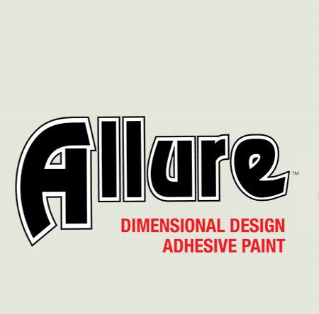 Allure Dimensional Adhesive Paint