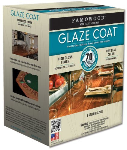 Famowood Glaze Coat 2 Part Epoxy