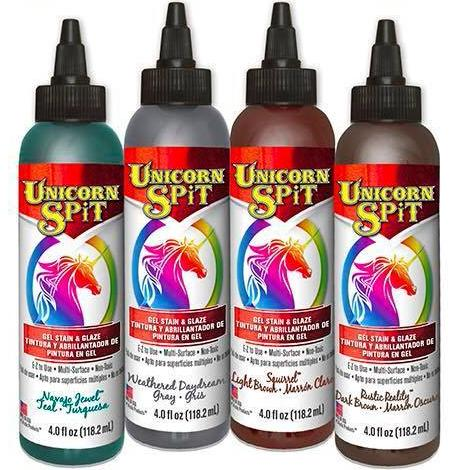 Unicorn SPiT the New Colours