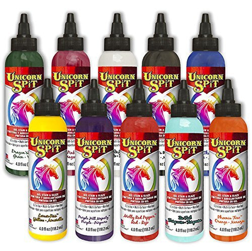 Set of 10 Unicorn SPiT