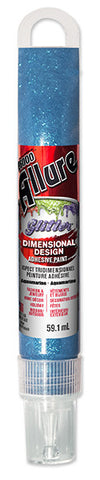 Allure Glitter Dimensional Design Adhesive Paint