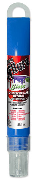 Allure Gloss Dimensional Design Adhesive Paint