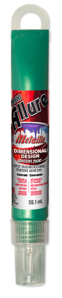 Allure Metallic Dimensional Design Adhesive Paint