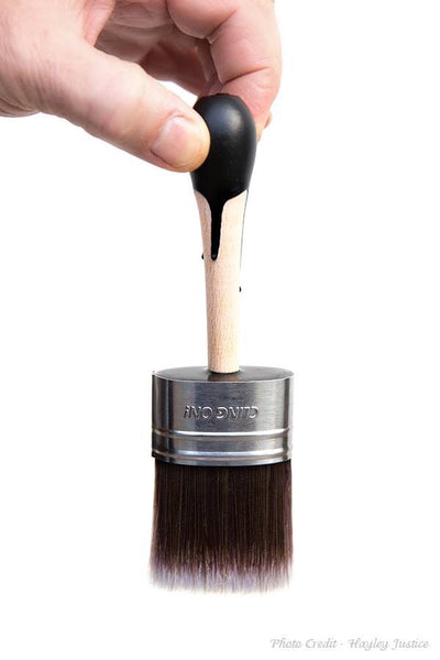 Cling-On Paint Brushes