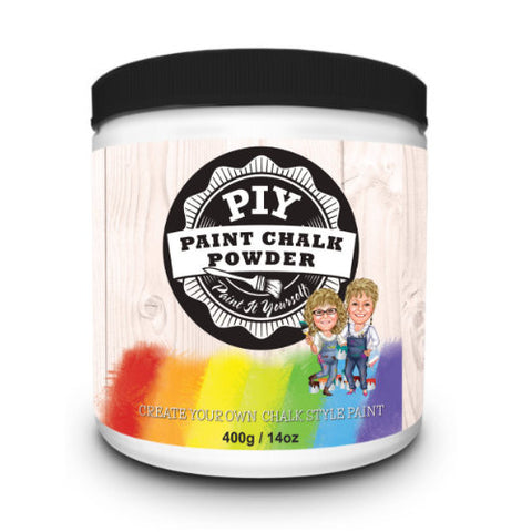 PIY Paints Paint Chalk Powder 14 oz