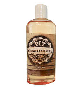 PIY Paints Transfer Gel