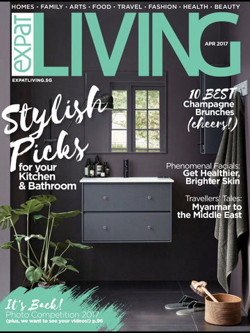 Expat Living Magazine April issue 2017
