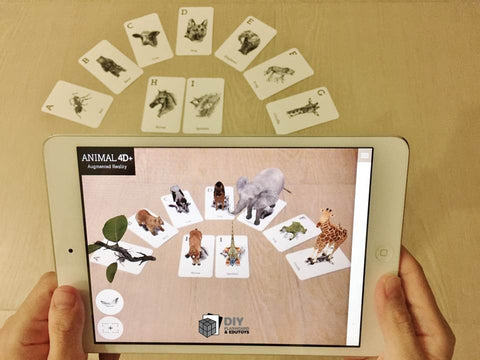 (ARTICLE) Benefits of Augmented Reality program in Early Childhood Education