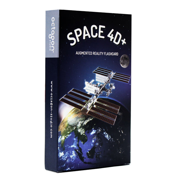 Space 4D Flashcards - DIY Flashcards & Edutoys Singapore