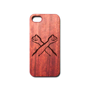The Bronx Brand Rosewood iPhone Case - The Bronx Brand