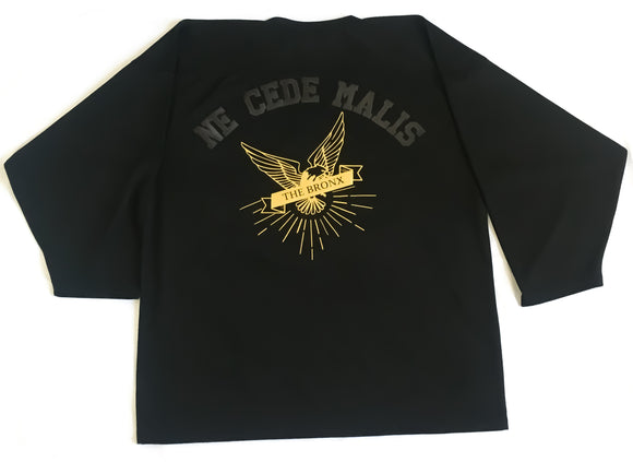Ne Cede Malis Hockey Jersey | The Bronx Brand