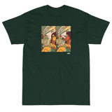 Subway Stare Tee by Andrew Peña