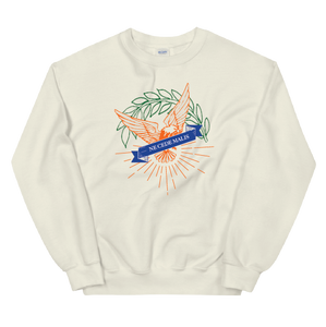 The Bronx Seal (Deconstructed) Sweatshirt
