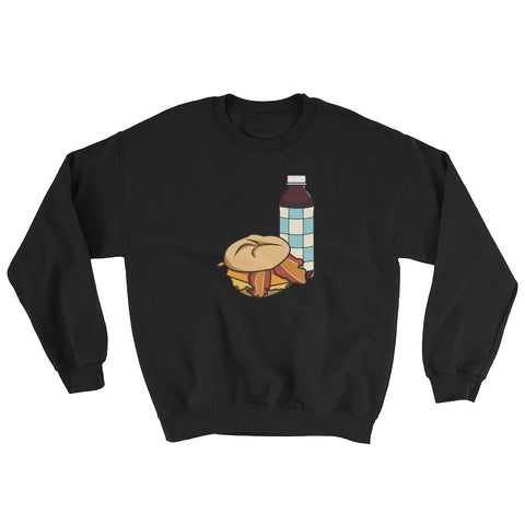 Bronx Breakfast Sweatshirt