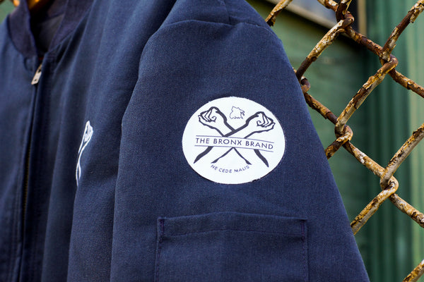 The Bronx Bomber - The Bronx Brand - Jacket - The Bronx Brand BX Bronx Clothing From The Bronx Bronx Native The Get Down Hip Hop