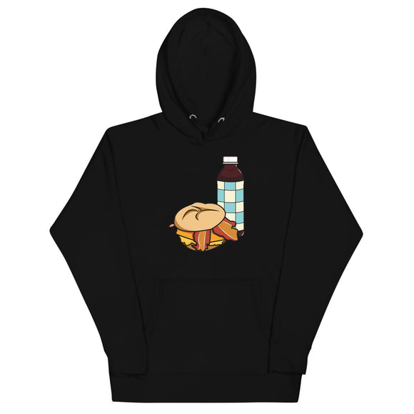 Bronx Breakfast Hoodie - The Bronx Brand