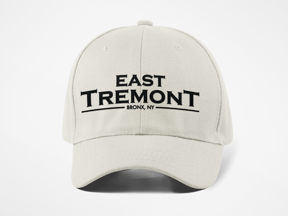 East Tremont Dad Hat | The Bronx Brand