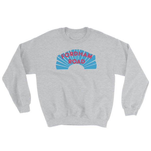 Fordham Road Sweatshirt - Neighborhood Series - The Bronx Brand