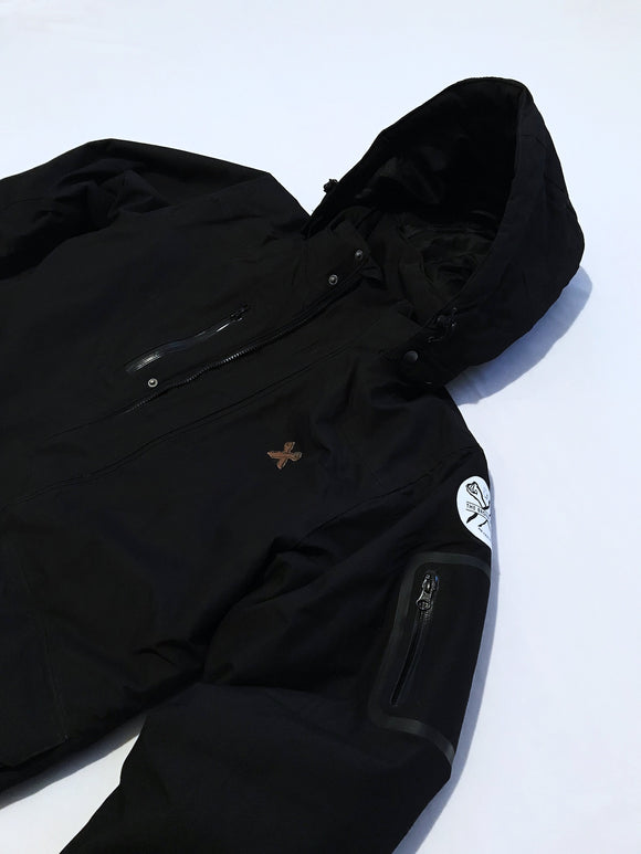 The Bronx Parka | The Bronx Brand - The Bronx Brand