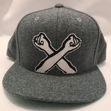 The X Logo Snapback - The Bronx Brand - The Bronx Brand