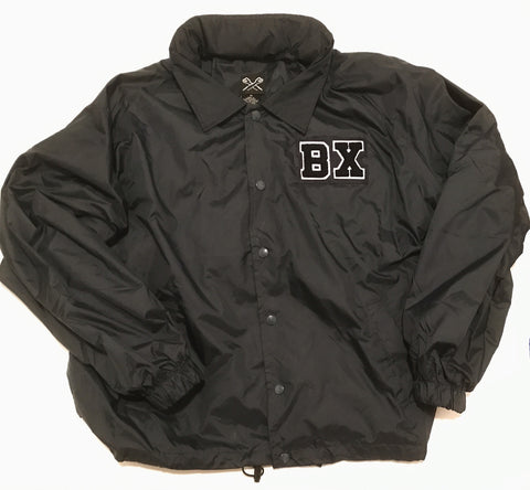 The Bronx Coach's Jacket - The Bronx Brand - Hoodie - The Bronx Brand BX Bronx Clothing From The Bronx Bronx Native The Get Down