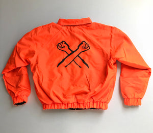 The X Reversible Jacket | The Bronx Brand - The Bronx Brand