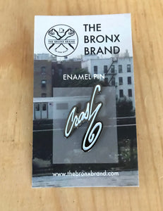 Crash Pin - The Bronx Brand