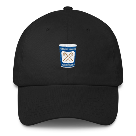 NYC Coffee Cup Dad Hat - The Bronx Brand - Hats Dad Hat BX Bronx Clothing From The Bronx Bronx Native The Get Down