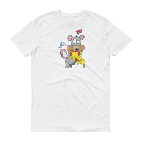 Pizza Rat Tee