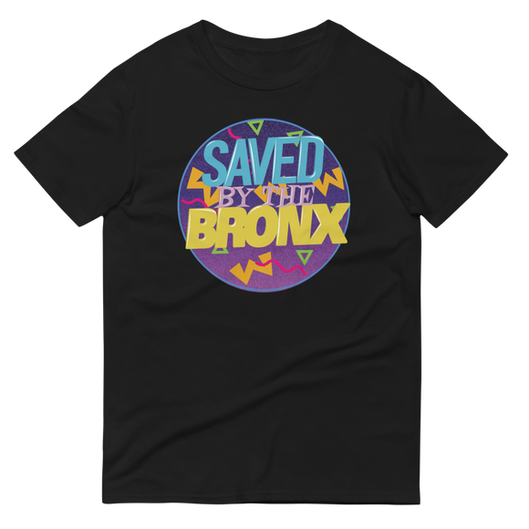 Saved By The Bronx Tee