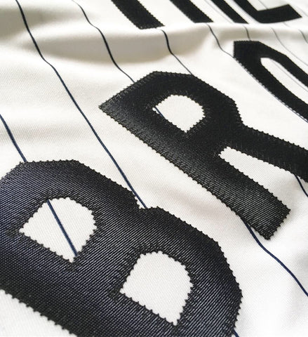 The Bronx Pinstripes Jersey | The Bronx Brand