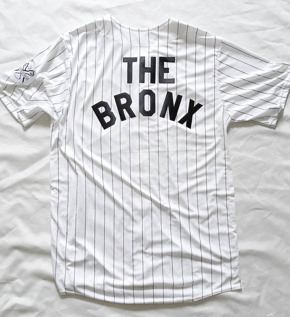 The Bronx Pinstripes Jersey | The Bronx Brand - The Bronx Brand