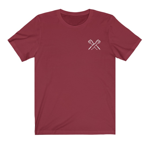 The Bronx Brand Logo T-Shirt - Fall Collection