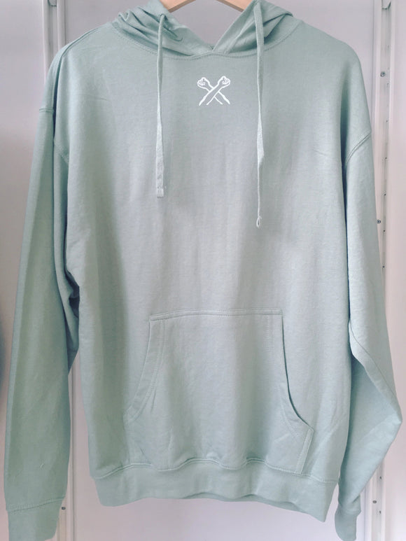 The X French Terry Hoodie - The Bronx Brand